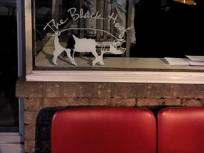 The Black Hoof, Toronto