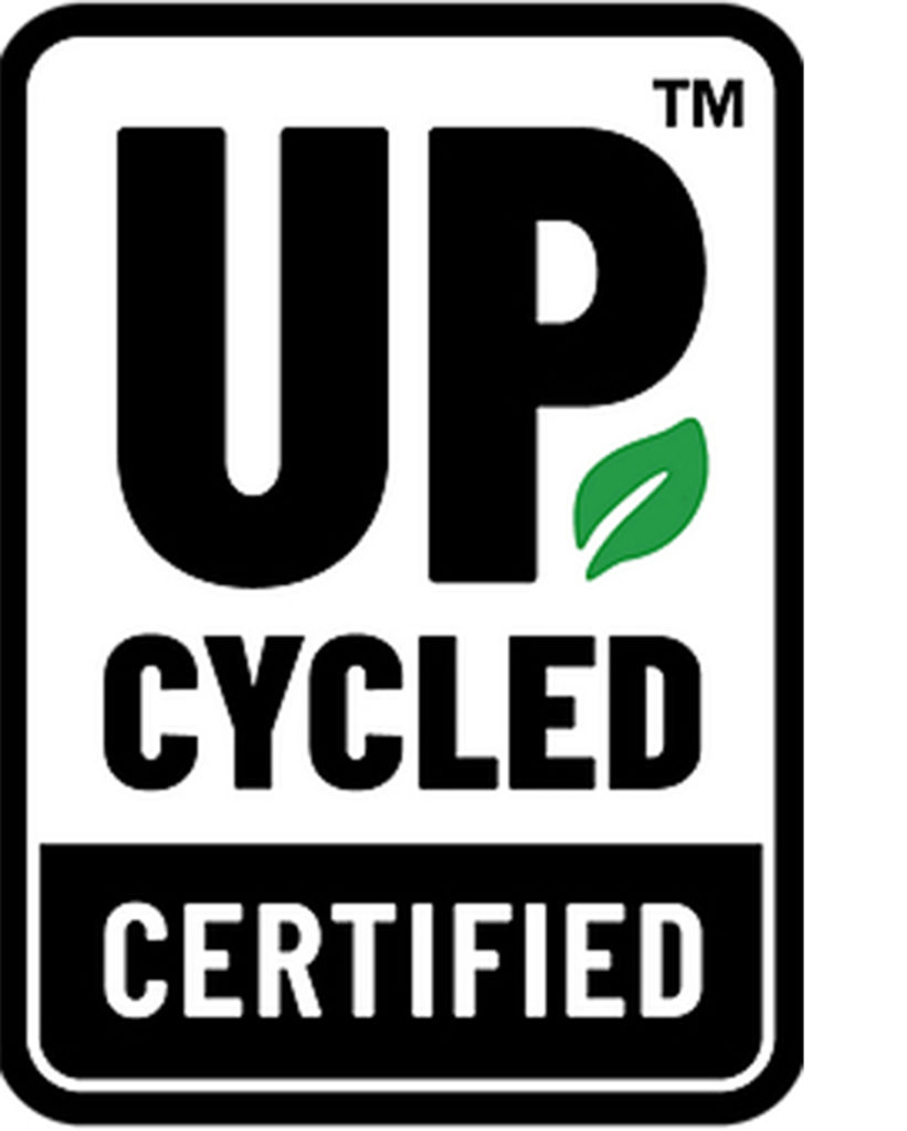 Upcycled Certified logo calls out food products helping to reduce food waste